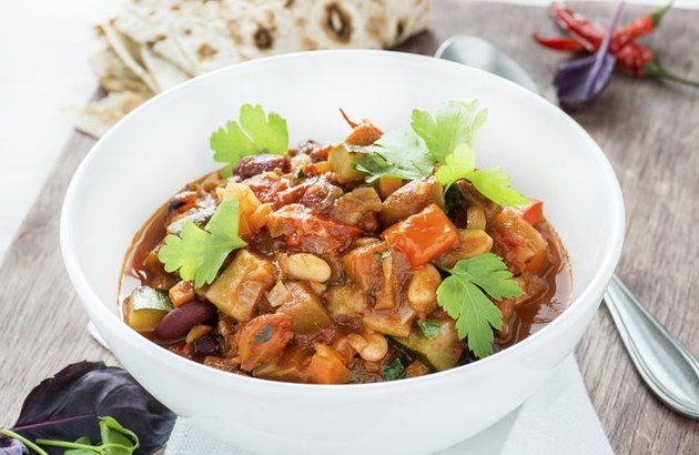 Healthy Paleo Bison Chili healthy red meat recipes