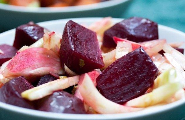 Beet and Fennel Salad Mediterranean Dinner Recipe