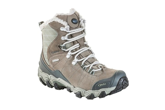 "Oboz Bridger 7"" BDry Insulated Winter Hiking Boots"