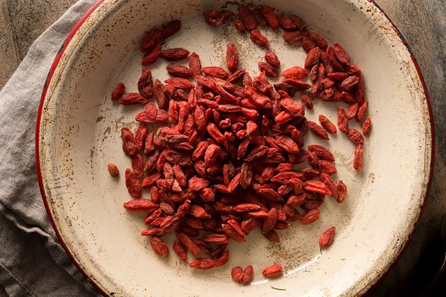 goji berries are in the nightshade family