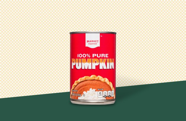 Market Pantry 100-Percent Pure Pumpkin healthy food at target