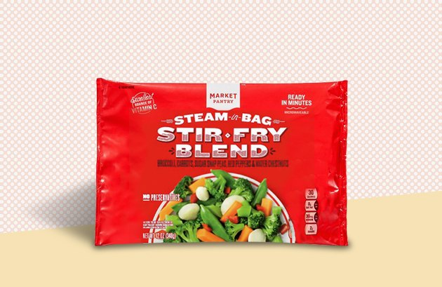 Market Pantry Frozen Stir-Fry Blend healthy food at target