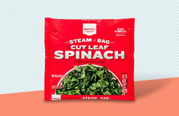 Market Pantry Frozen Cut Leaf Spinach healthy food at target