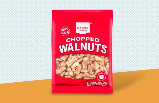 Market Pantry Chopped Walnuts healthy food at target