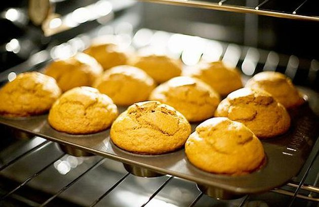 Pumpkin Morning Muffins