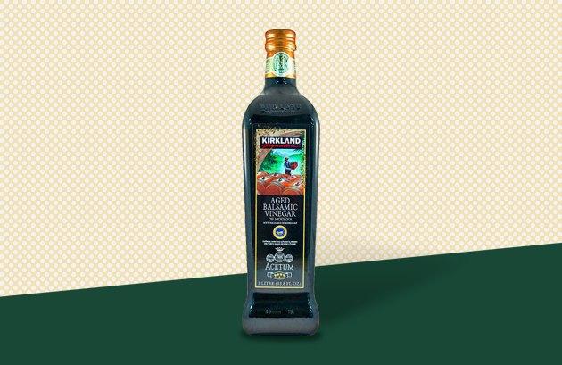 Kirkland Signature Organic Aged Balsamic Vinegar