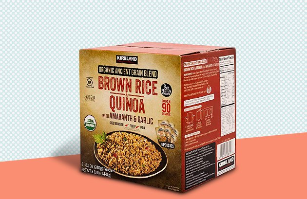 Kirkland Signature Organic Ancient Grain Blend