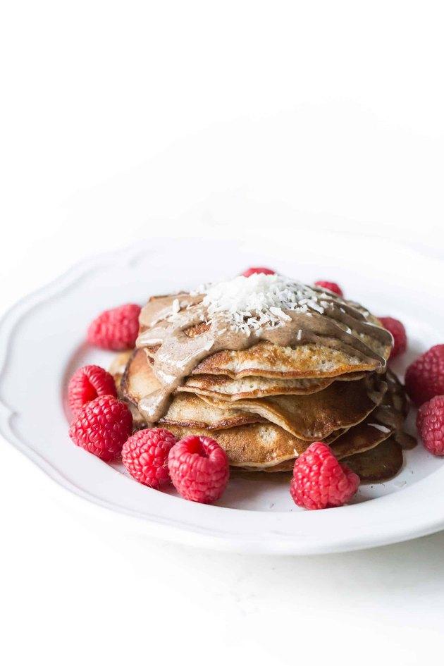 3 Ingredient Paleo Banana Pancakes Whole30 Breakfast Recipes
