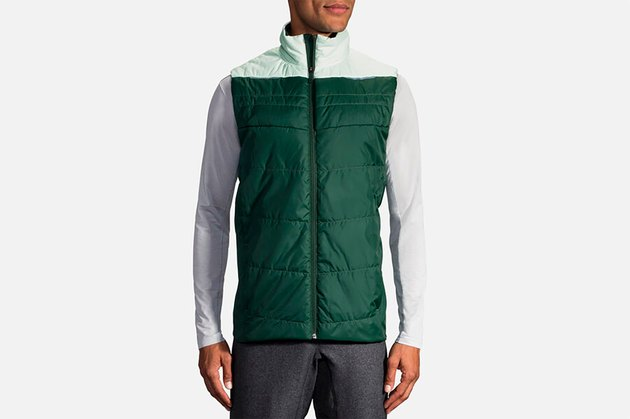 Brooks Running Men's Cascadia Thermal Vest