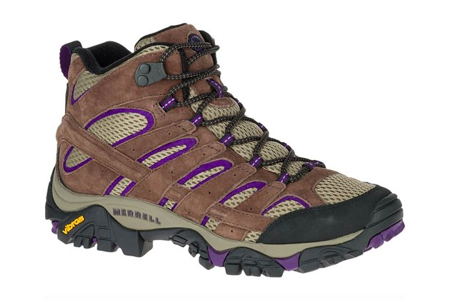 Merrell Moab 2 Mid Ventilator Walking Shoe