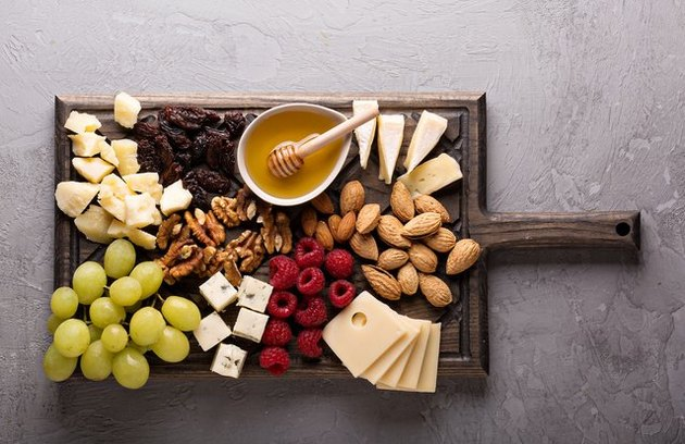 Fruit and Cheese Board pumpkin seed recipes
