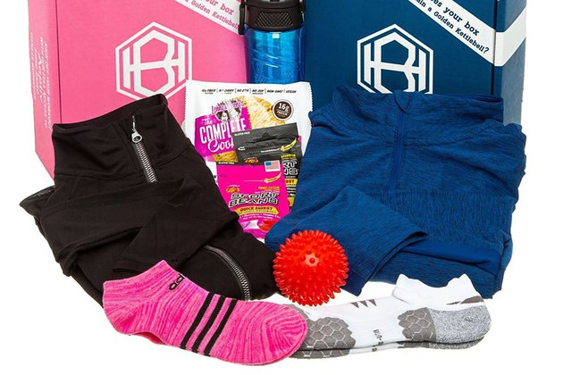 HIIT Subscription Box
