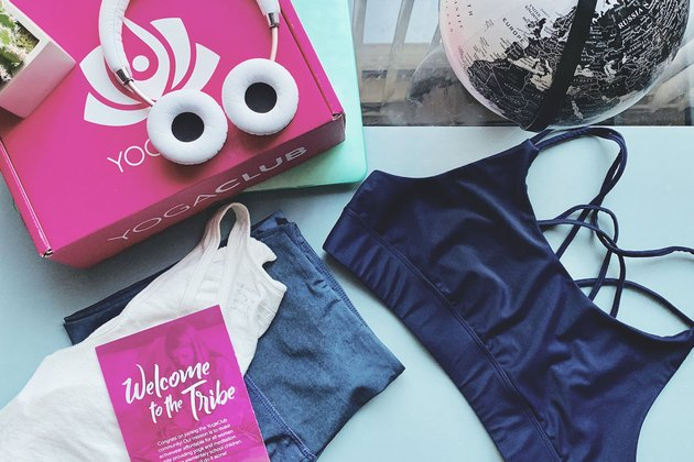 Yoga Club Subscription Box