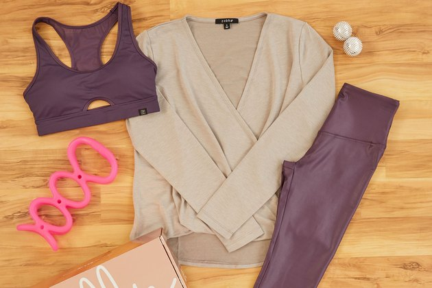 Ellie Activewear Subscription Box