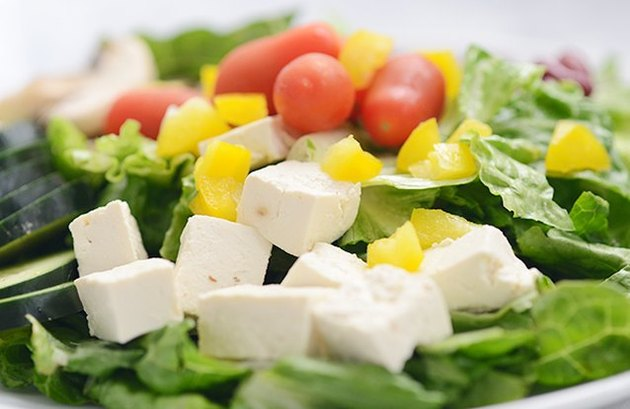 Chef's Tofu Salad weight loss recipes