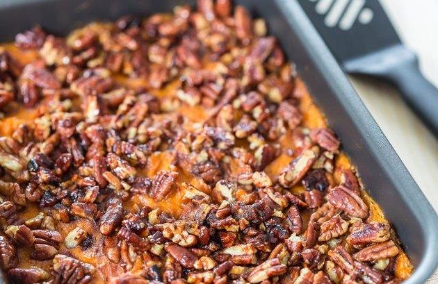 Tasty Sweet Potato Puff Vegetarian Thanksgiving Recipes