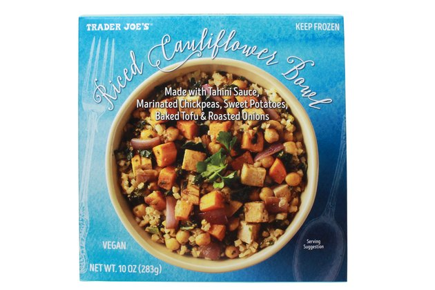 Trader Joe's Cauliflower Bowl