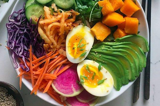 Mark Sisson's Big-Ass Keto Salad