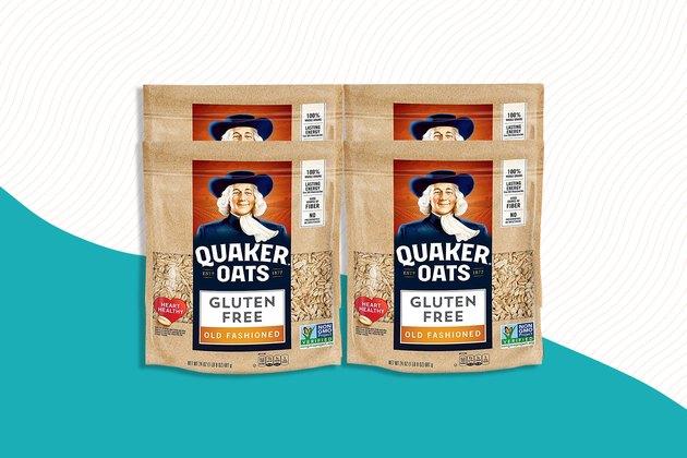 Quaker Oats gluten free oats