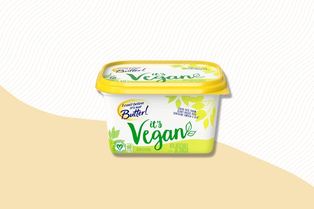 I Can't Believe It's Not Butter It's Vegan