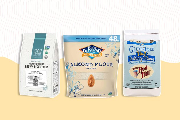 Gluten-Free Flours for Baking