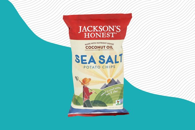 Jackson's Honest Coconut Oil Sea Salt