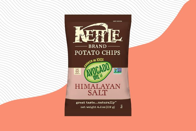 Kettle Brand Himalayan Salt Avocado Oil Potato Chips