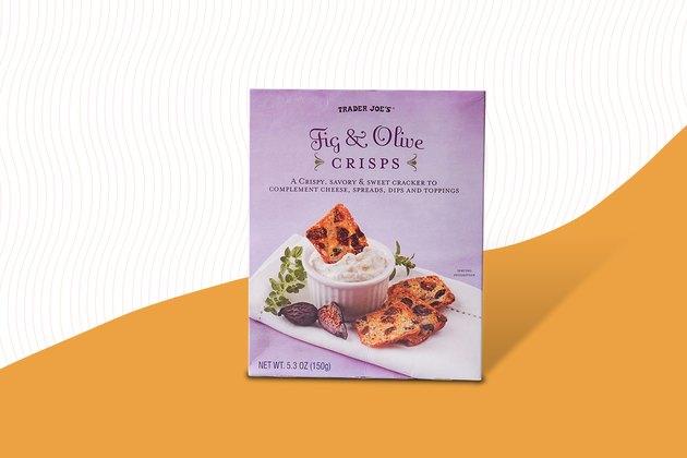 Fig & Olive Crisps