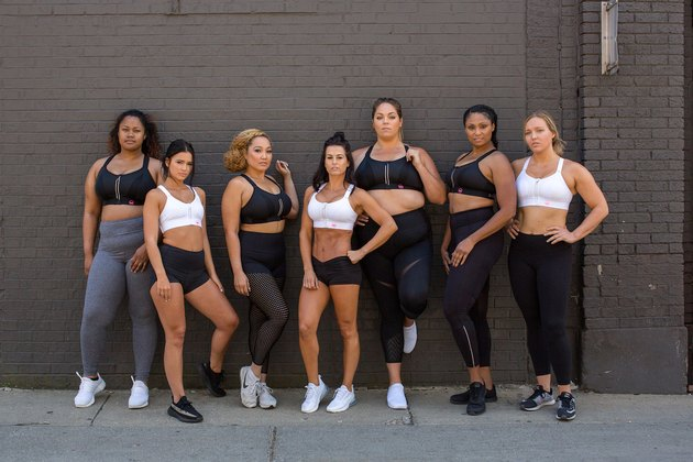 shefit activewear lookbook