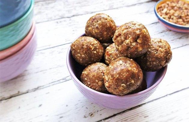 Pecan Protein Balls Quick Protein Balls Recipe
