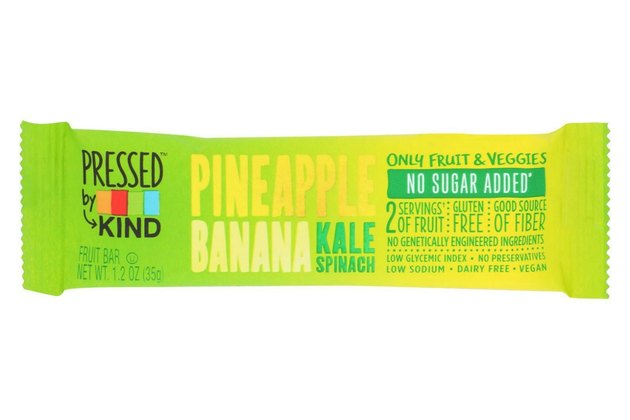 Presed by KIND Fruit Bars