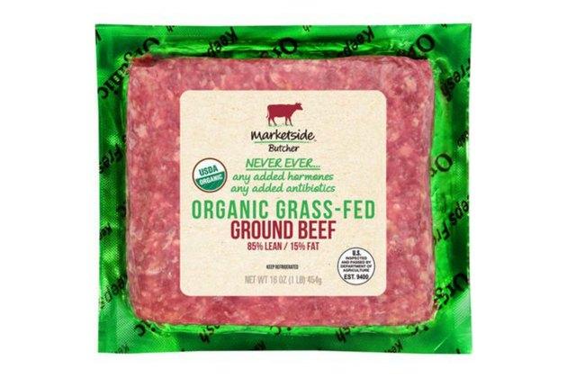 Marketside Organic Grass-Fed Ground Beef