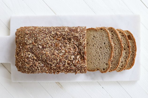 Seedy Low-Carb Bread Recipe from PatriciaBannan.com