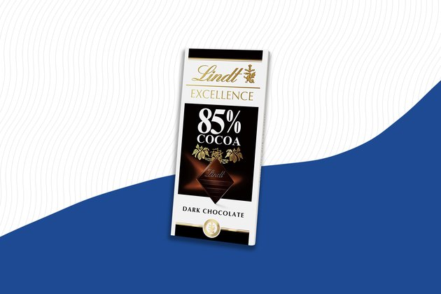 Lindt Excellence Bar Extra Dark Chocolate