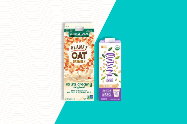 Best Oat Milks Fortified With Vitamins and Minerals