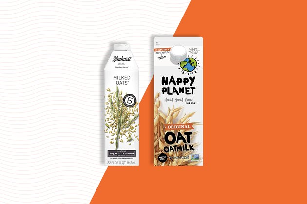 Best High-Protein, Low-Sugar Oat Milks