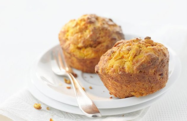 Paleo Pumpkin Microwave Mug Muffins Low-Sugar Breakfast Muffins With More Protein Than an Egg