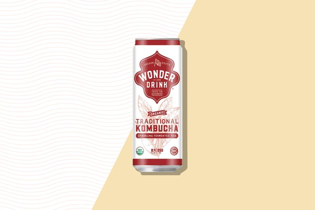 Wonder Drink Fermented Kombucha