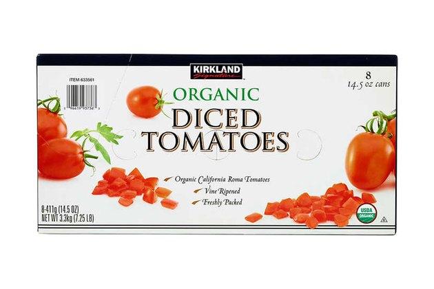 Kirkland Signature Organic Diced Tomatoes
