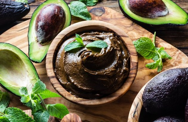 Avocado Chocolate Mousse healthy chocolate desserts