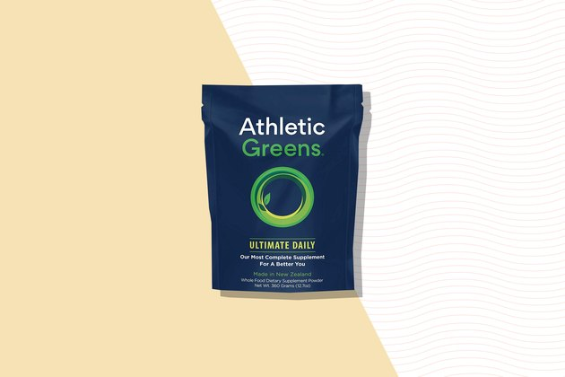 athletic greens ultimate daily green powder