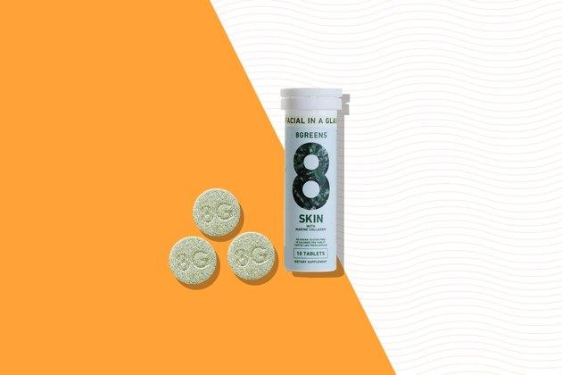 8greens effervescent super greens green powder