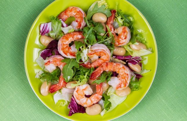 Shrimp and White Beans Canned Bean Recipe