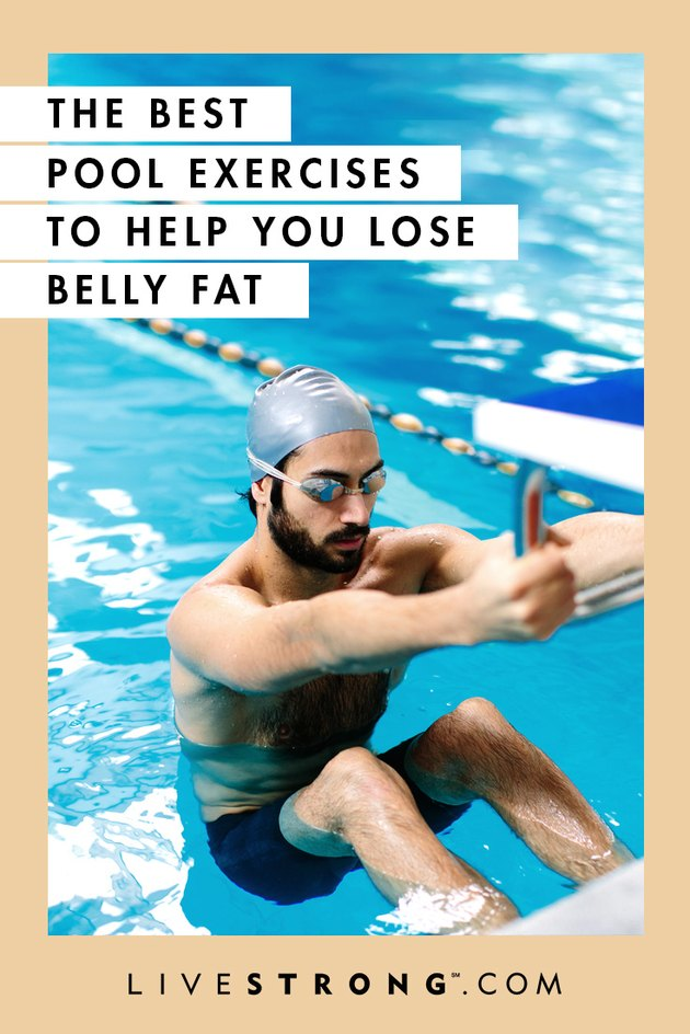 Best Pool Exercises to Help You Lose Belly Fat