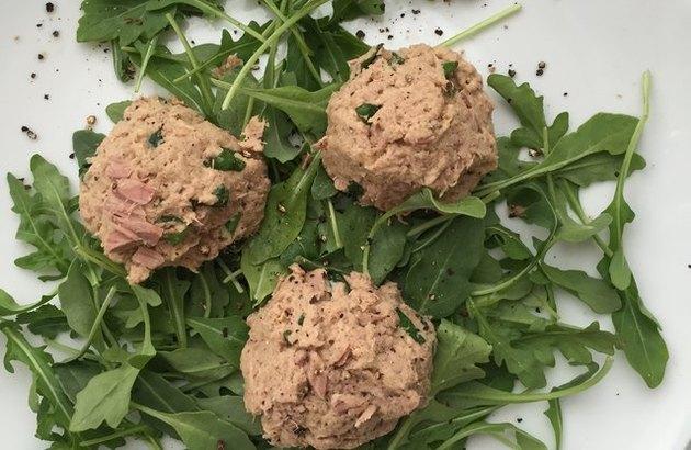 Dijon Tuna Bites Canned Tuna Recipe
