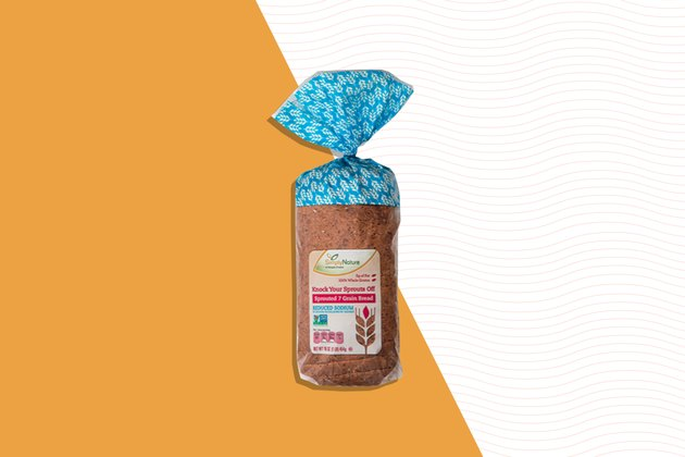 Simply Nature Knock Your Sprouts Off Sprouted 7-Grain Low-Sodium Bread