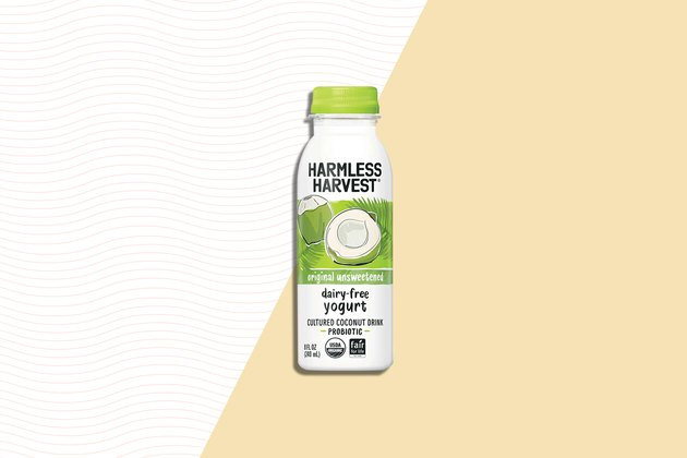 Harmless Harvest Coconut Yogurt Drink Original Unsweetened Organic