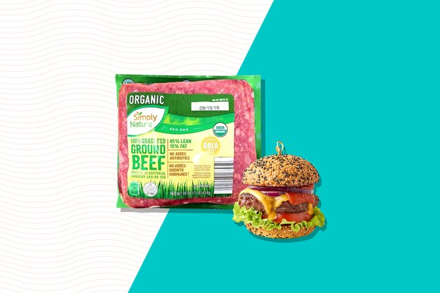 Simply Nature Organic 100% Grass-Fed Ground Beef