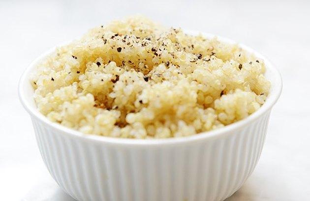 Simple Morning Quinoa Gluten-Free Grain Recipe