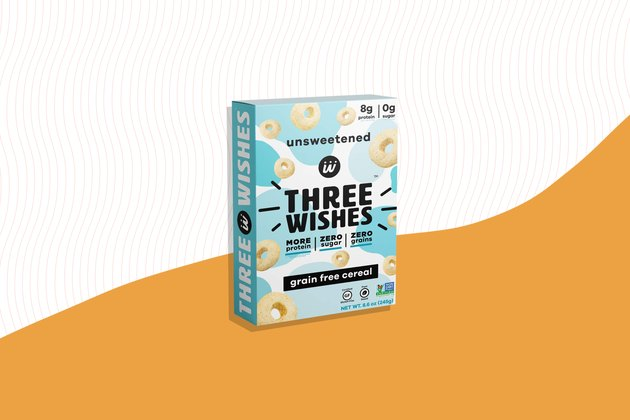 Three Wishes Cereal, Grain-Free Unsweetened